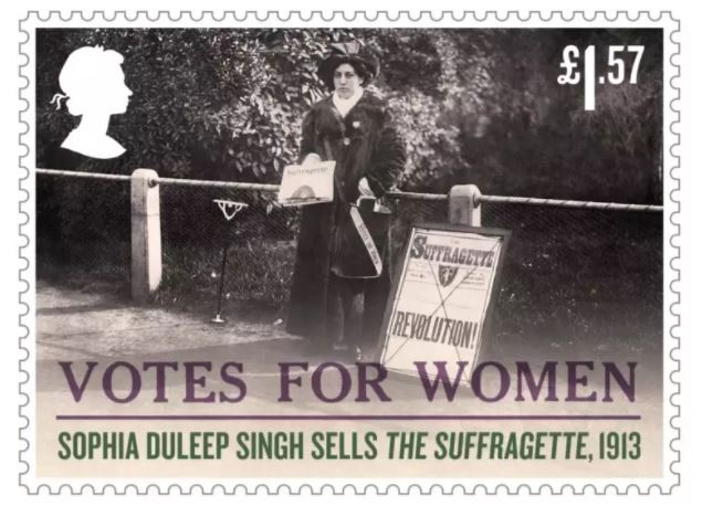The Story of Sophia Duleep Singh and why the right to vote remains critical  | by Navjot Pal Kaur | Medium